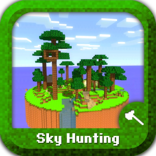 Sky Hunting - Mini Survival Game With Block Multiplayer