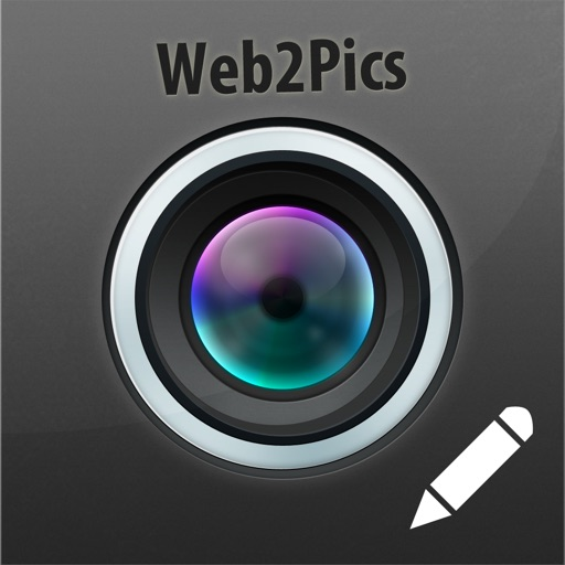 Web2Pics - Capture visible or full webpage Screenshot, Annotate and Share
