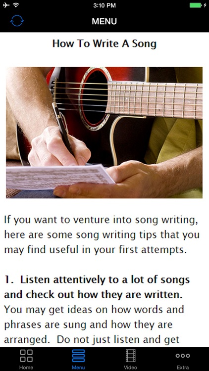 How To Write a Song That Sell & Promote screenshot-1