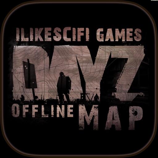 Dayz Offline Map by Jot Brunner