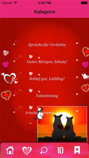 Liebe Fur Jeden Tag Zitate Schone Spruche Fur Unterwegs Im App Store