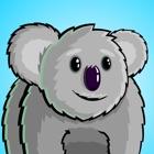 Crazy Koala - Feed Baby Koala Bamboo Cube icon