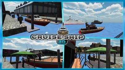 Sailing Cruise Ship Simulator 3D-1
