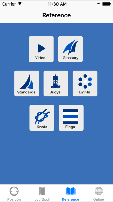 American Sailing Association review screenshots