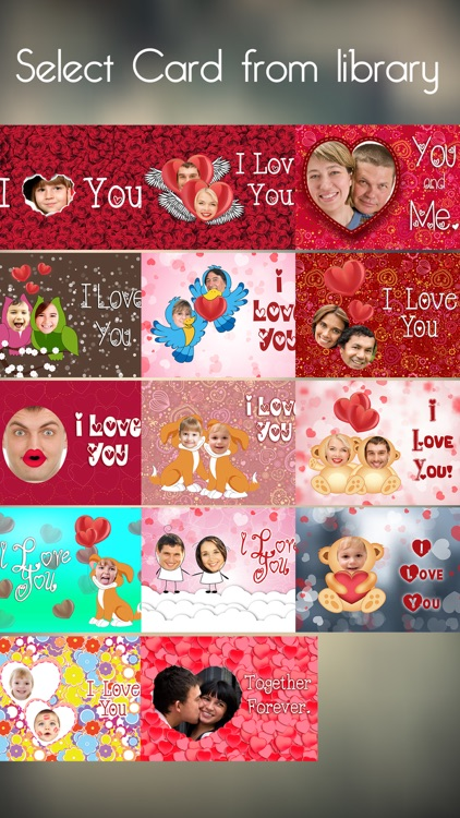 Happy Valentine's Day - Love Cards Creator