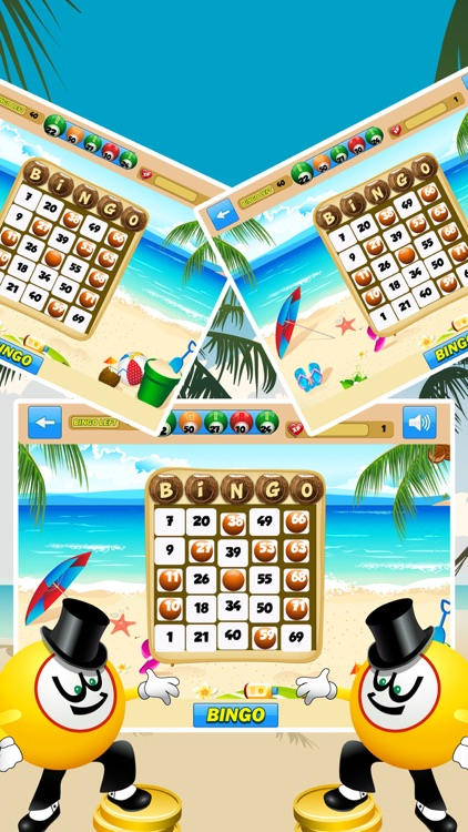 Bingo Party - Bash World screenshot-3