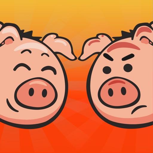 Swine vs. Swine