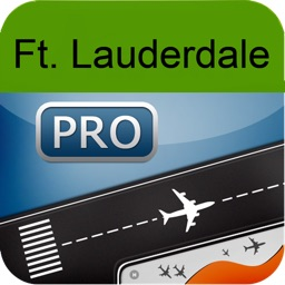 Fort Lauderdale Airport + Flight Tracker Premium HD FLL Ft Lauderdale