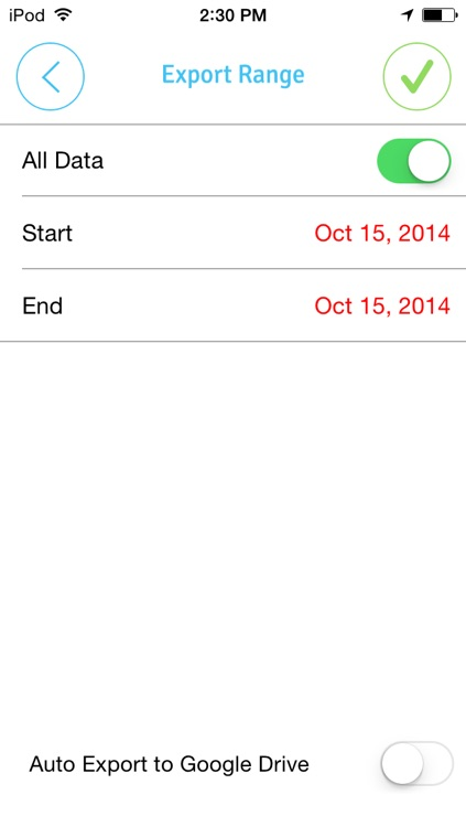 EasyBiz Mileage Tracker - Log miles and expenses for business tax deductions screenshot-4