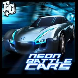 Neon Battle Cars Racing