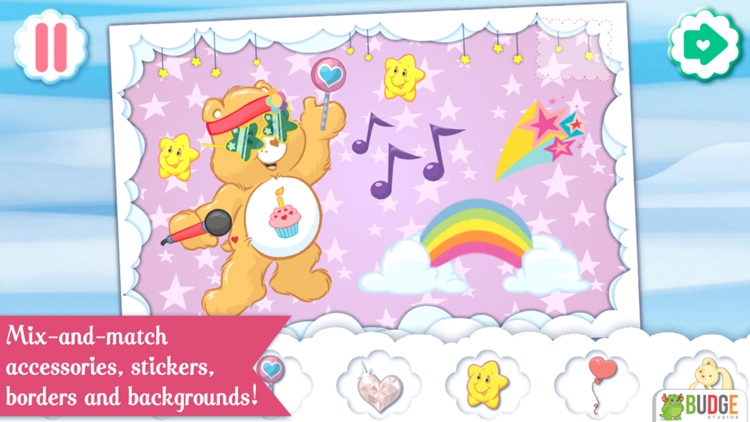 Care Bears - Create & Share! Free