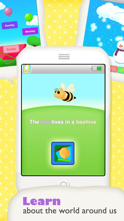 Buzz Me! Kids Toy Phone - All in One children activity center