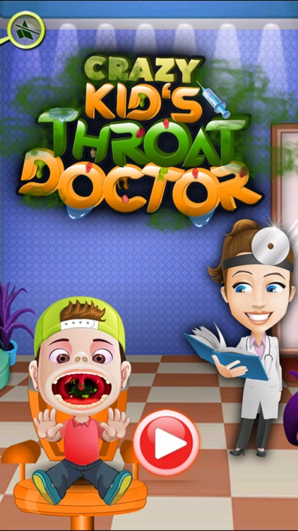 crazy kids throat doctor free kids doctor games by christ velly