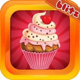 Yummy Cupcake Blitz : - A delicious match 3 game for Christmas