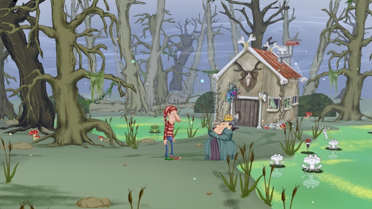 Peepo and the Unfinished Story - Free screenshot-4