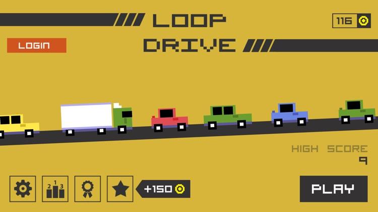 Loop Drive : Crash Race