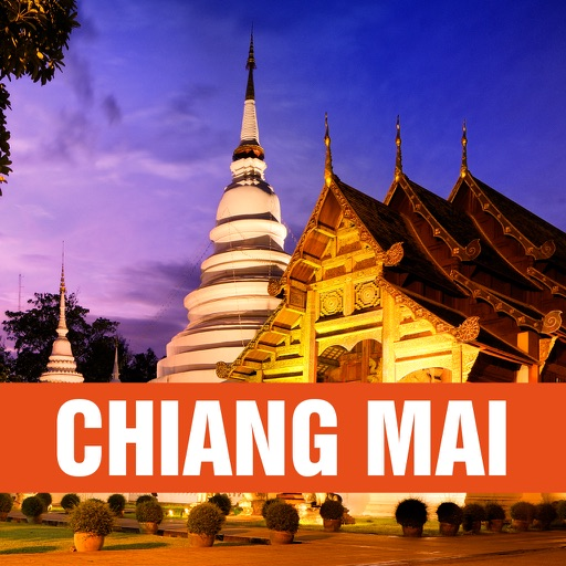 Chiang Mai Offline Travel Guide icon