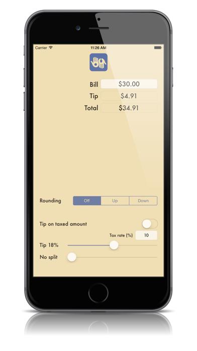 点击获取EasyTip: Simple Tip Calculator