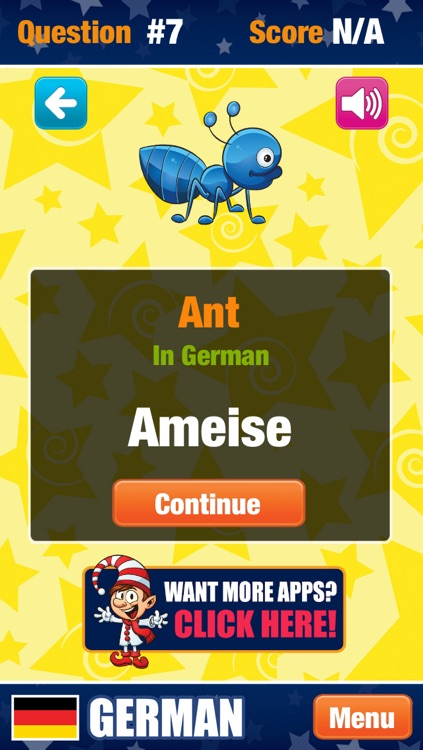 My German - Learning New Words