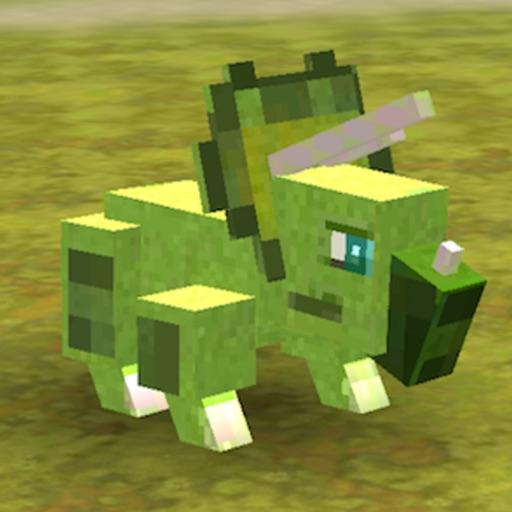 Triceratops Craft Simulator