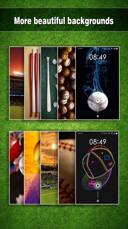 Baseball Wallpapers Pro - Backgrounds & Home Screen Maker with Best Collection of MLB Sports Pictures