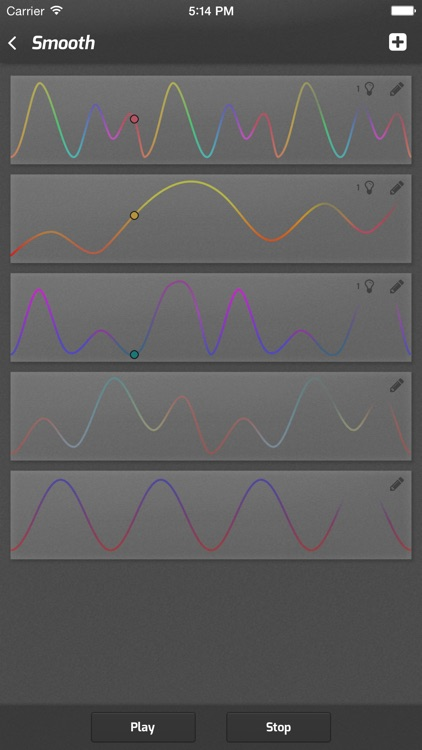 WAVES for Hue screenshot-0