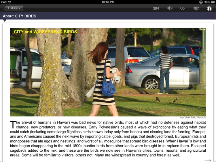 Bird ID Hawaii for iPad screenshot-3