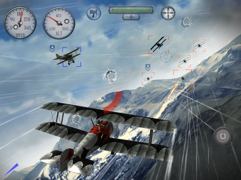 Sky Gamblers Rise Of Glory на iPad