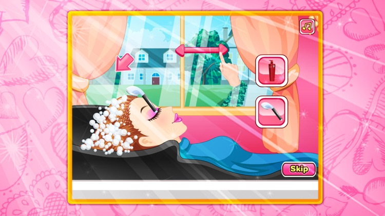 Top hair salon-Kids Games screenshot-4