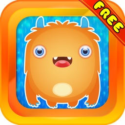 Baby Monster Crush Mania : - A high fun matching game of toddler monsters for free