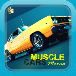 Muscle Cars Racing Mania