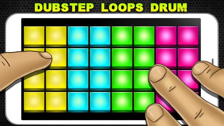 Dubstep Loops Drum