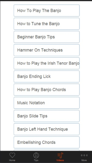 Beginner Banjo - Learn How to Play a Banjo on the App Store
