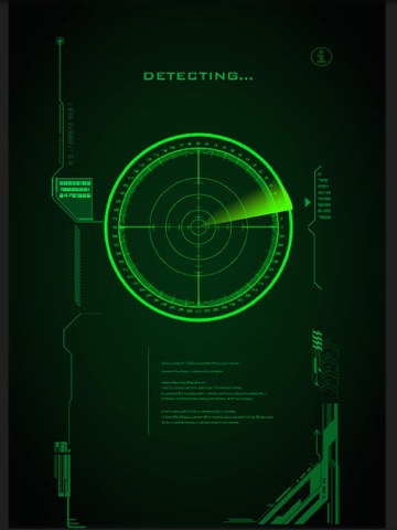 Ghost Detector Tool - Free EMF EVP Paranormal Tracking Radar and