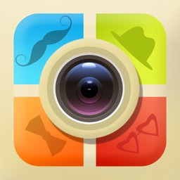 Cartoon Sticker HD - Add stamps, filter effects & texts on photo