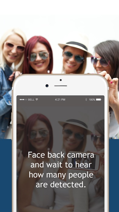 download Selfie Assistant - Take voice guided group selfies with back camera apps 3