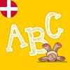 ABC huskespil (de store bogstaver)