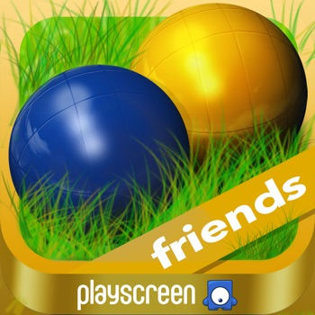 Bocce Friends 3D FREE - Play Bocce Solo or Multiplayer