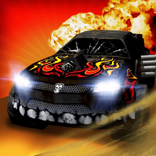 A Mad Road Warrior Extreme Real Car Racing: 3D Race Simulator Game iOS App