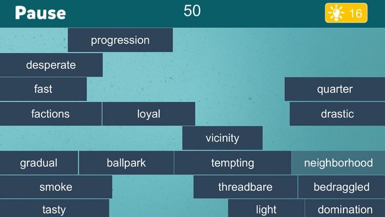 Word Blast - Addictive Word Association Game
