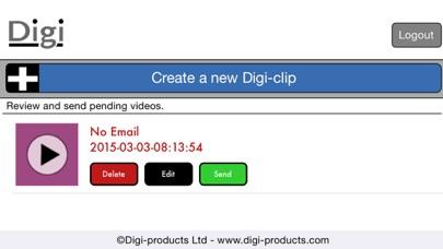 Digi-clip screenshot two