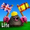 Spanish with Vocab Mole Lite - iPhoneアプリ