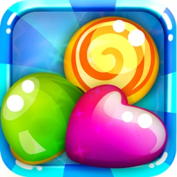 ``` A Candy Story``` - Fruit Pop Mania Of Blast.ing Match 3 Puzzle's For Kids FREE