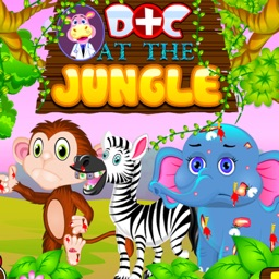 Doctor at Jungle for Animals