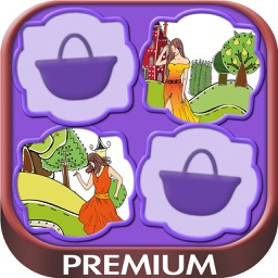 Top models Premium - pairs game: funny memory exercises for girls