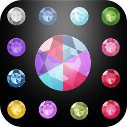 Birthstones Colors Puzzle