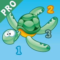 Ocean animals game for children
