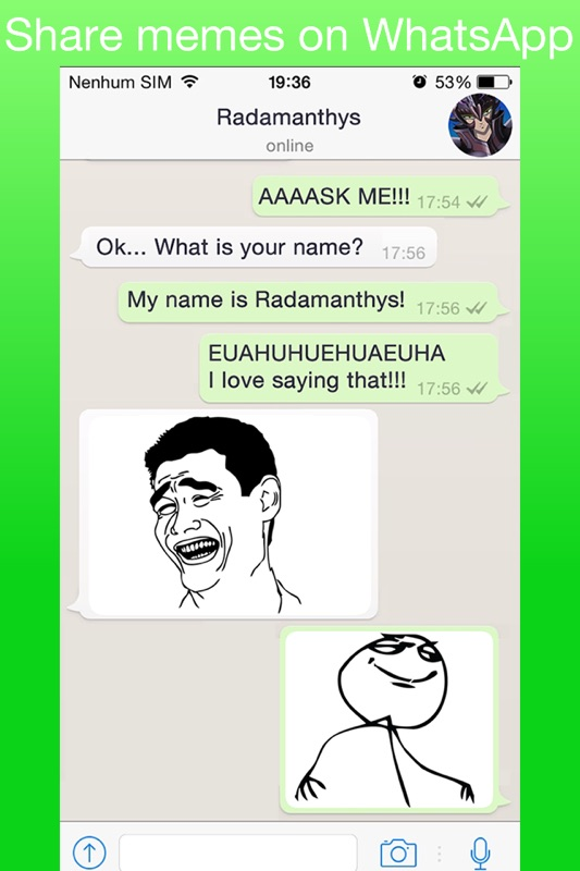 Top Memes Funny Stickers Free Online Game Hack And Cheat