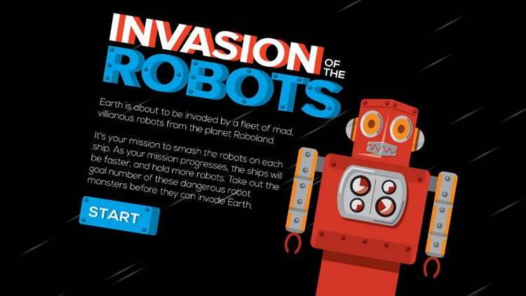 Invasion of the Robots screenshot-4