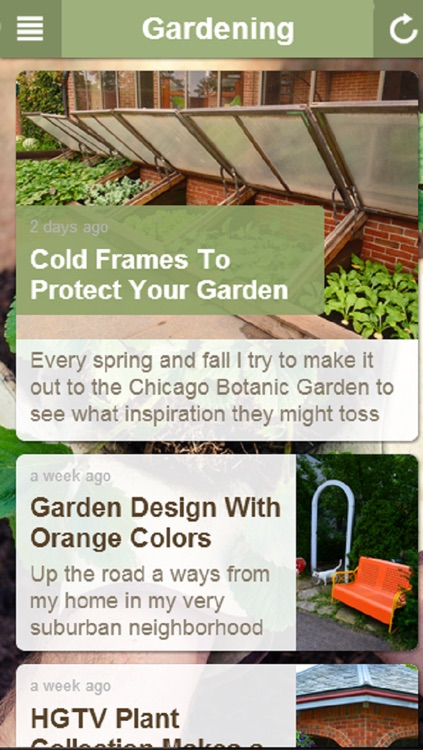Gardening Tips - Ideas, Tips and Inspiration For Your Garden screenshot-4